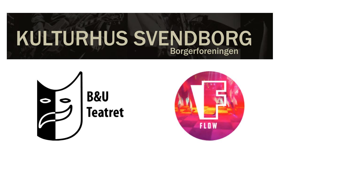 Kulturhus Svendborg støtter skoleforestillingen MÅSKE af Anna van Deurs og Smilla Orloff
